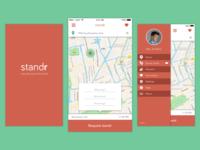 standr app flow