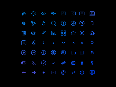 Datawallet Icon Set icon set icons