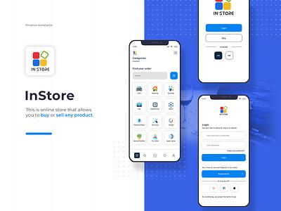 instore  mobile app