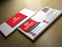 Corporate Business Card - RA76