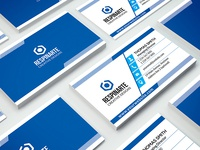 Corporate Business Card - RA77