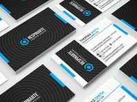 Corporate Business Card - RA79