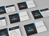 Corporate Business Card - RA83