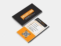 Personal Business Card - RA84