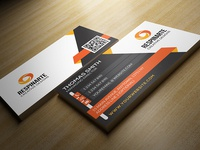 Corporate Business Card - RA85