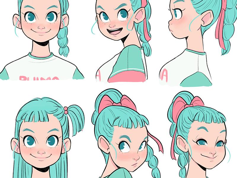 Bulma 2 design character