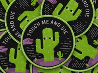 Touch me and dribbble