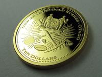NZ Mint Gold Coin
