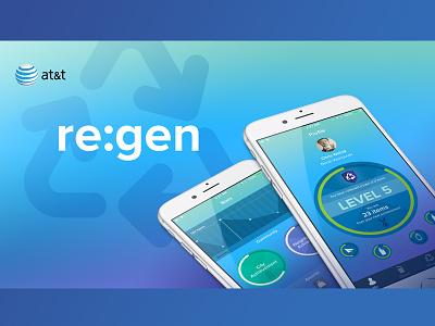 AT&T Hackathon engineering developer app design att hackathon fingerfood
