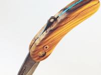 Kut Olivewood w/turquoise