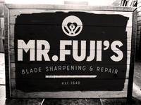 Fuji Sign
