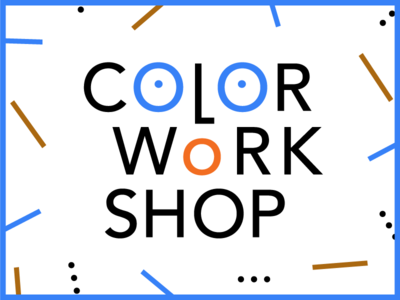 A logo for a color selection class