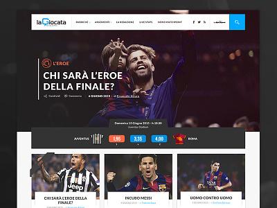 La Giocata - solo colpi ad effetto adidas nike goal play magazione blog calcio sport soccer