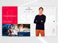 Online Store SS '19 — Man