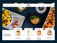 E-commerce - High quality food