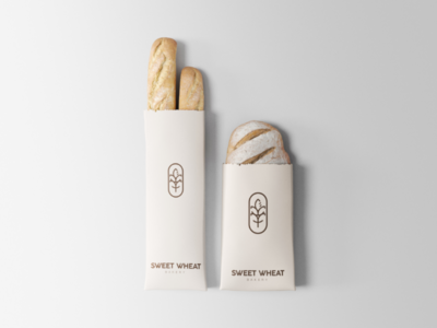 Sweet Wheat Bakery logo