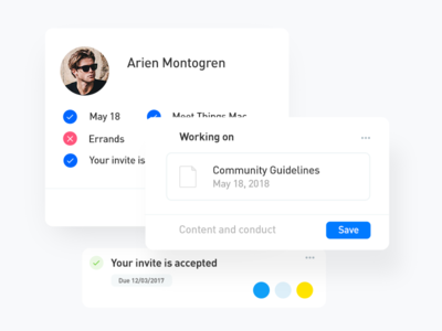 UI Elements - New App