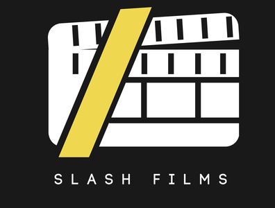 Slash Films vector illustrator illustration web logo icon design branding