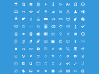 100 Glyphs