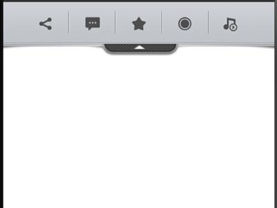Custom Nav Iphone custom navigation icons moblio.nl moblio iphone apple ui interface lyan van furth