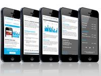 Shopreme.com new mobile website