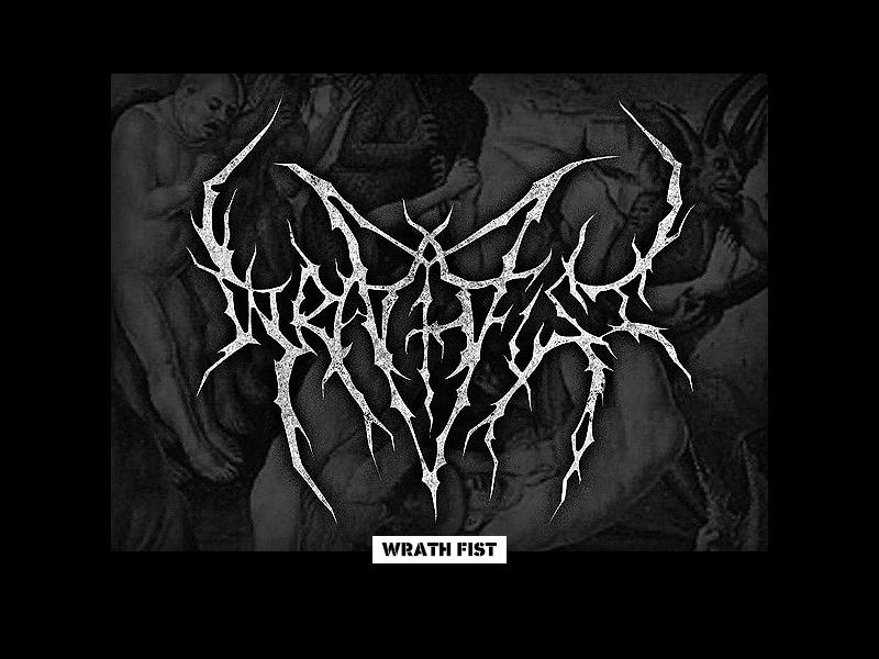 WrathFist Black Metal Logo