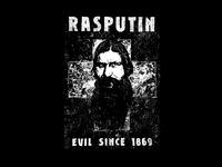 Handmade Rasputin Poster