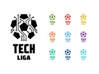 Tech Liga - Logo