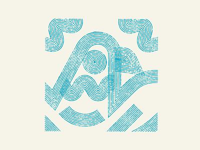 2020 illustration geometry texture line 2020 eagle