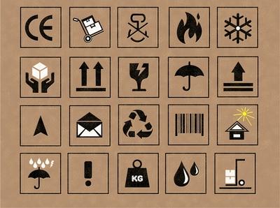 Icon Pack photoshop coreldraw adobe illustrator brown color icon design logo design flat icons essential icons