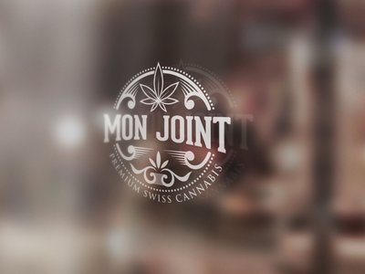 Mon Joint logo designed by xxpert design studio unique logo adobe illustrator adobe photoshop modern minimal flat vintage logo design logo illustration graphic design graphic