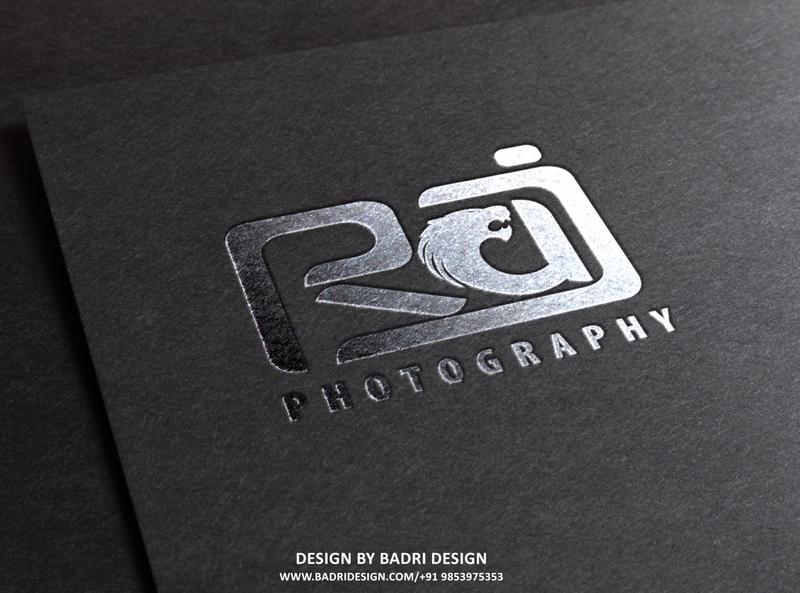 Raj Photography Logo Design logo mark camera logo logotype logodesign illustration graphicdesign design branding photoshop camera marketing campaign wildlife logo photography