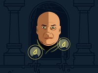 Varys // Game Of Heads