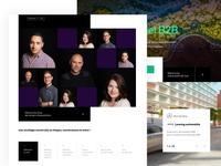 WIP - B2B project user interface design b2b web design webdesign art direction ui designer uidesign