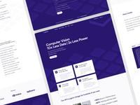 Redesign exercise startup data ui designer ui user interface design ui design webdesigner webdesign station f