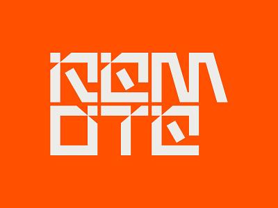 Remote custom logotype webdesigner graphiste custom letters custom logo typography customtype custom logotype