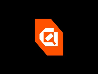 Minimal Custom Type Letter webdesigner graphiste typography branding logo customlogo customtype minimal