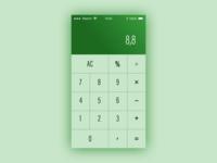 Daily Ui 04 Calculator