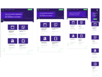 Responsive layout design system