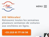 Accueil mobile orange 100