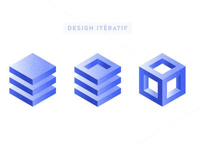 Design Itératif isometric iso