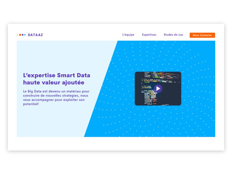 Header webdesigner webdesign graphisme graphiste ui designer ui design big data smart data data