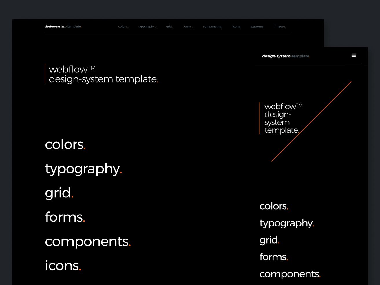 Design system starter user interface design front end typography design system ui designer ui design webdesigner webdesign