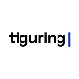 Logo tiguring