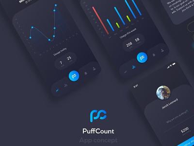 Dark mode 1 ui design app