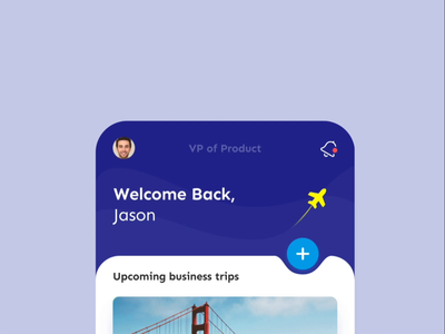 UI Design and Animation for Mobile App