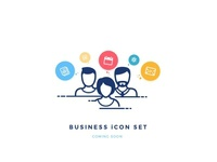 Business Icon Set - coming soon