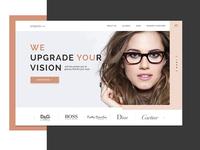 Glasses online shop