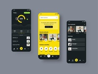 My Wellness - Mobile App Redesign