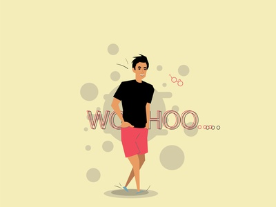 Fashion_illustration flat design boy fashion marketing behance dribble design vector illustrator flat illustration illustraion